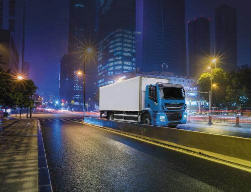 IVECO Stralis NP: il veicolo ideale per le consegne notturne in città