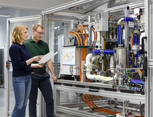 Bosch collabora nella produzione su larga scala di celle a combustibile H2 per il settore automotive