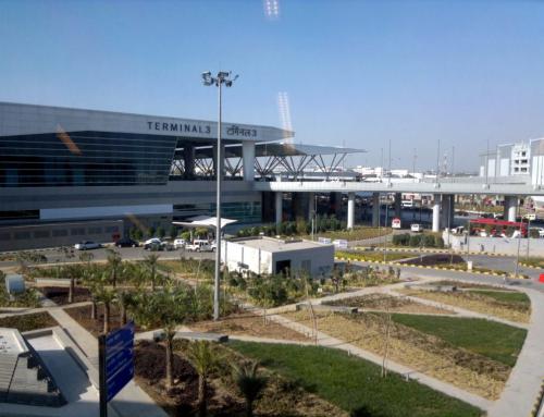 L'India si impegna a ridurre le emissioni nell'aeroporto di Nuova Delhi