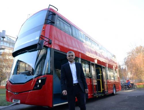 I primi autobus a due piani alimentati a idrogeno al mondo contribuiranno a migliorare l'aria di Londra