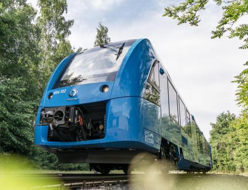 La più grande flotta mondiale di treni a celle a combustibile a idrogeno ordinati in Germania