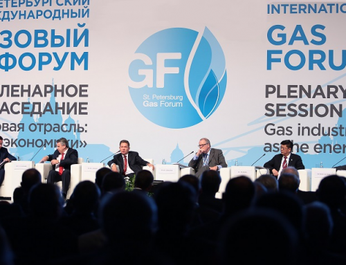 SPIGF 2019: il forum si concentrerà sulla partnership energetica internazionale