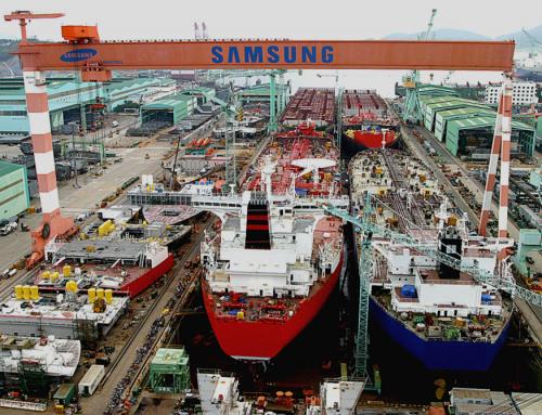 SHI realizzerà 10 navi alimentate a GNL per un armatore oceanico