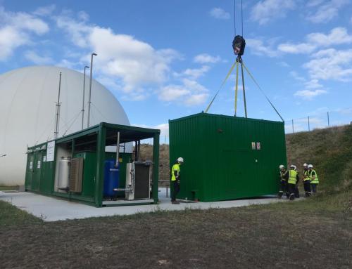 Inaugurazione del primo impianto di depurazione biologica del biogas su scala industriale in Spagna