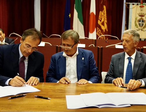 Venezia scommette sulla mobilità a idrogeno con il supporto di Eni & Toyota