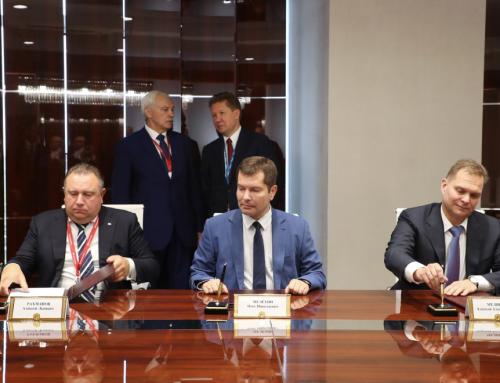 Gazprom si allea per promuovere il GNL come combustibile per uso marittimo in Russia