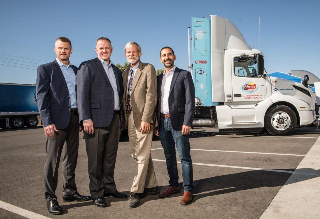 Frito-Lay abbandona il diesel, scommette su soluzioni di trasporto zero e quasi zero