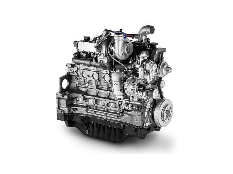 FPT Industrial presenta il nuovo motore alimentato a gas naturale N67 per il settore agricolo