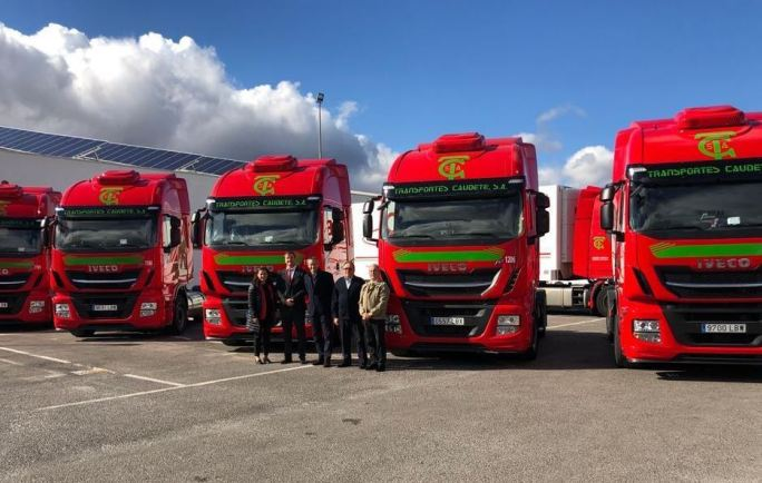 Spagna: 30 Stralis NP contribuiscono a rafforzare il trasporto stradale sostenibile