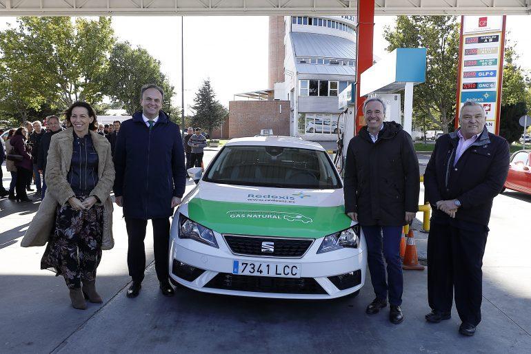 Spagna: Redexis apre la sua prima stazione di rifornimento di gas naturale a Saragozza