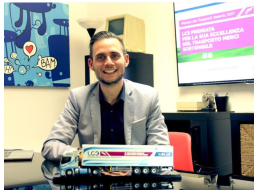 Ikea premia LC3, membro NGV Italy