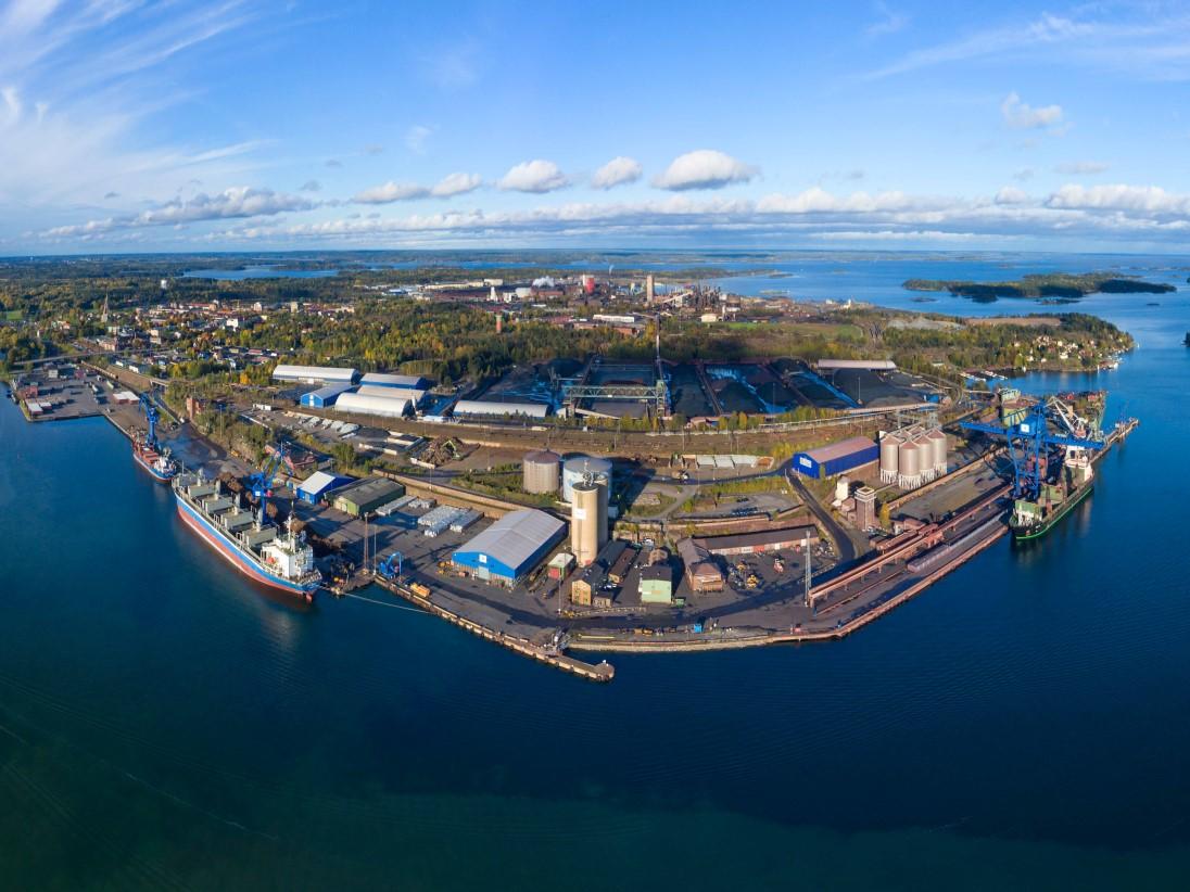 Gas naturale: il porto svedese di Oxelösund costruisce il primo terminal GNL