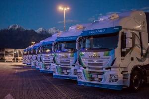 La flotta LNG del Gruppo Maganetti