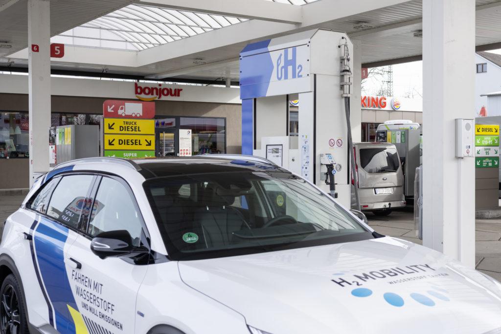 Mobilità sostenibile: nuova stazione di idrogeno in Germania