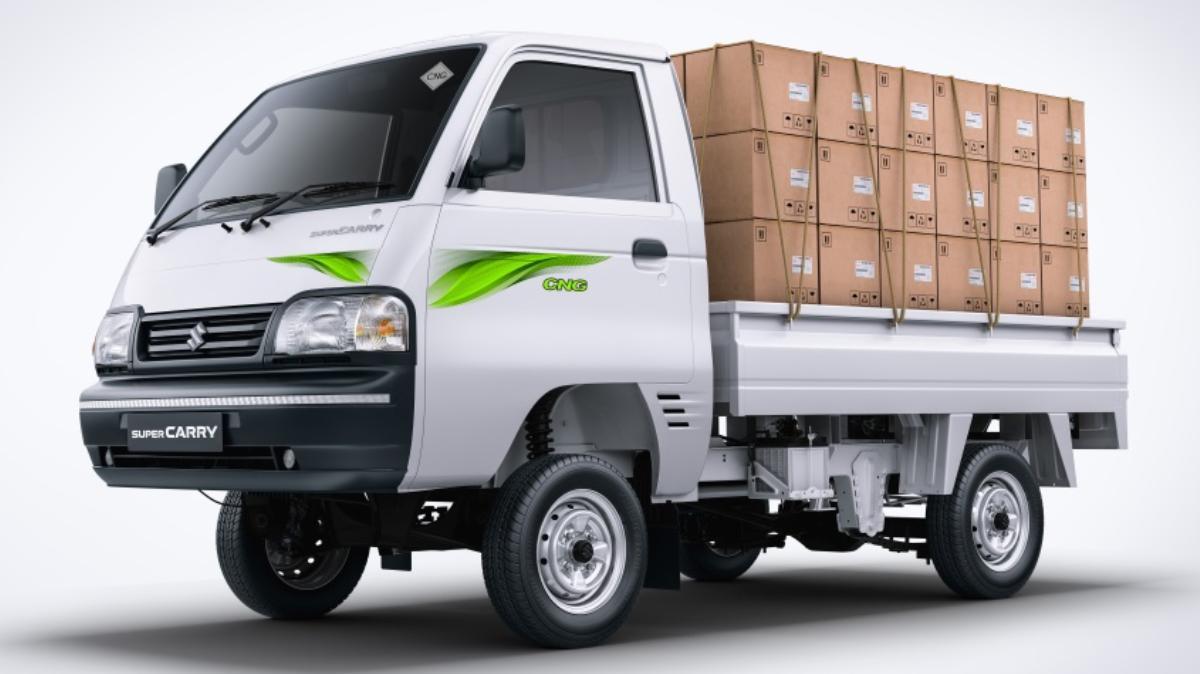 India: Maruti presenta il primo veicolo commerciale leggero a metano con motore BS6