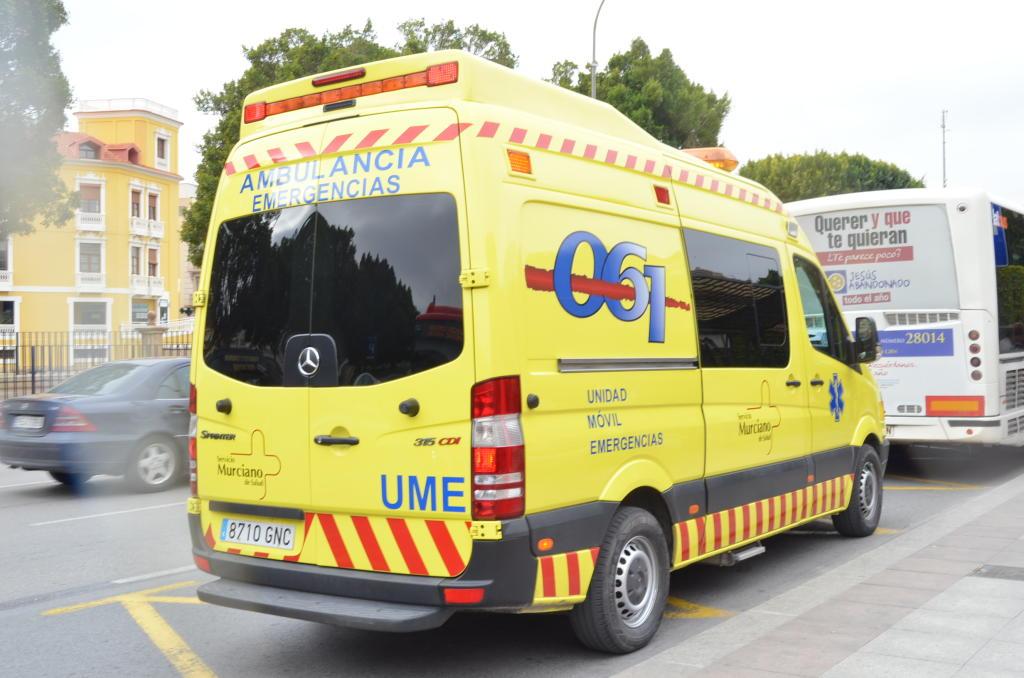 La nuova rete di stazioni di rifornimento GNC servirà la flotta di ambulanze in Spagna